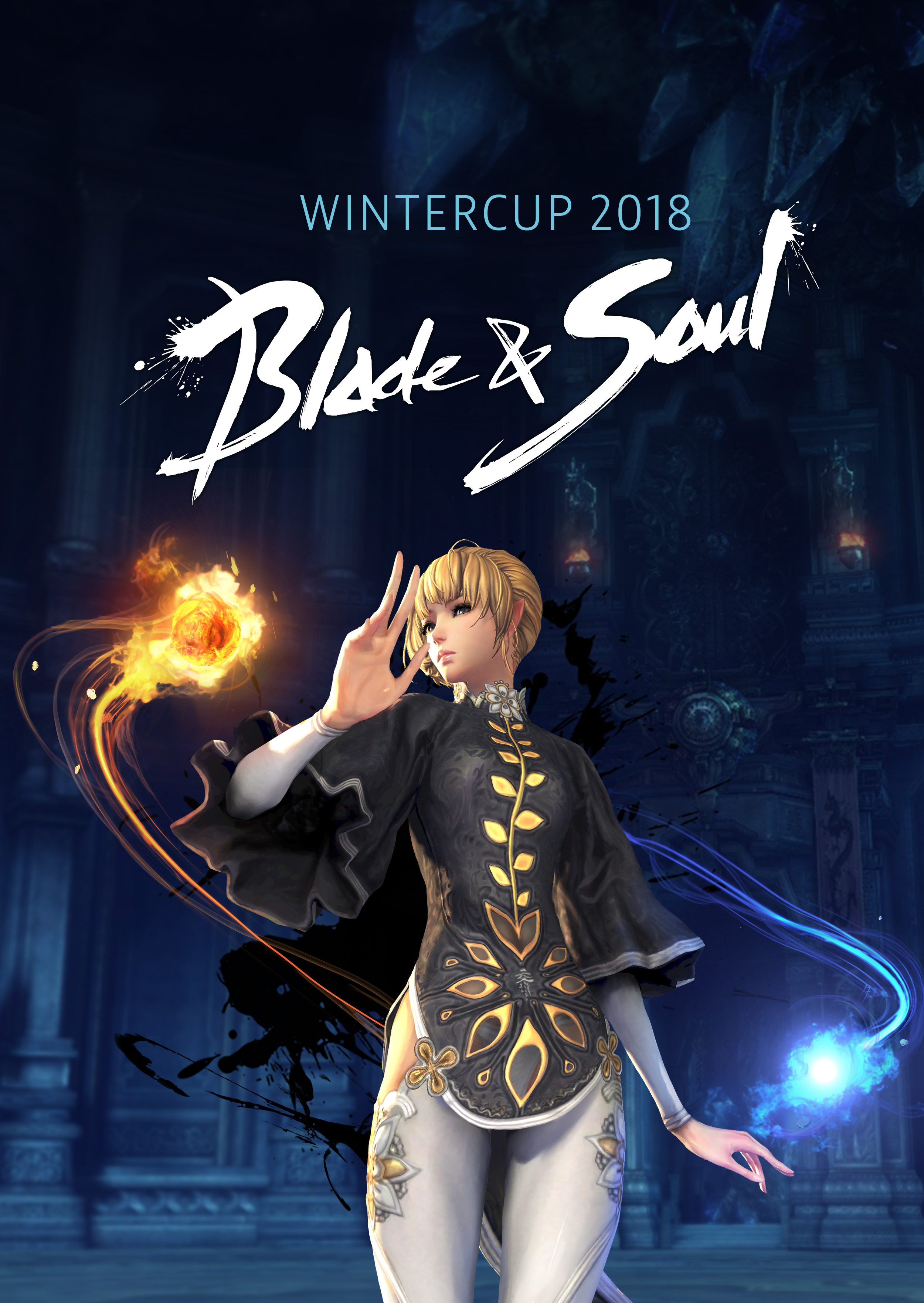 Blade and Soul WinterCup 2018