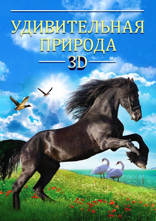 Удивительная природа 3D