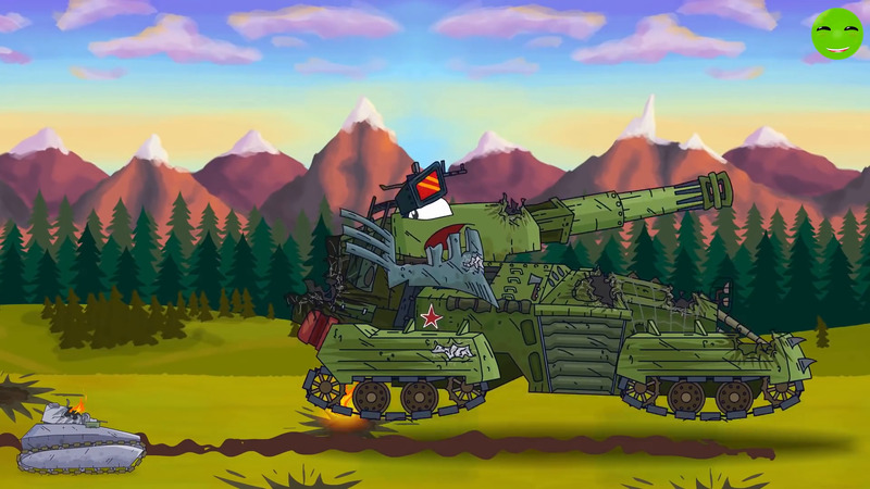 Steel project - Cartoons about tanks