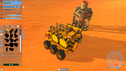 TerraTech # 3 Game cartoon about fighting machine like Lego lot of machines aircraft tanks