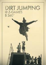 Dirt Jumping @ Z-Games в 360°